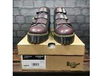 BRAND NEW - Copolla Vintage Dr Martens size 6 Burgundy
