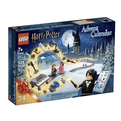 2020 Lego Harry Potter Advent Calendar 75981 Christmas Countdown New Yule Ball