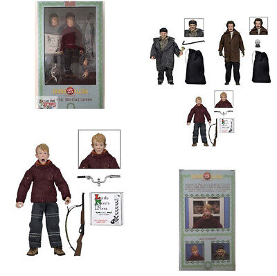 """KEVIN MCCALISTER  Neca HOME ALONE 8"""" Inch 2018 Mego CLOTHED"""
