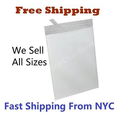 19x24 Poly Mailer Self Sealing Shipping Envelopes Waterproof Mailing Bags 2.0ml