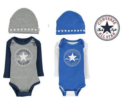 Newborn Body Set (All Star Baby 2er Set Body Strampler Mütze Junge Newborn Geschenk Geschenkset)