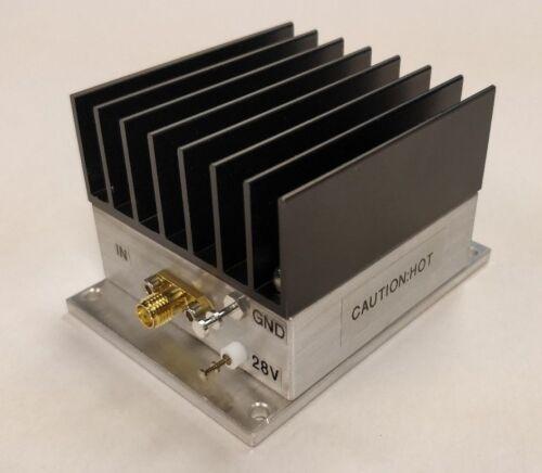 New, 5 W, 10 MHz to 1200 MHz , 42 dB Gain, Broadband RF Power Amplifier