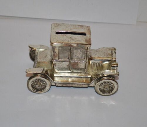 Vintage coin bank Model T Ford Coupe