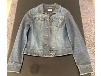 Top shop Moto denim jacket
