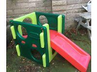 Little Tikes Slide Play Gym
