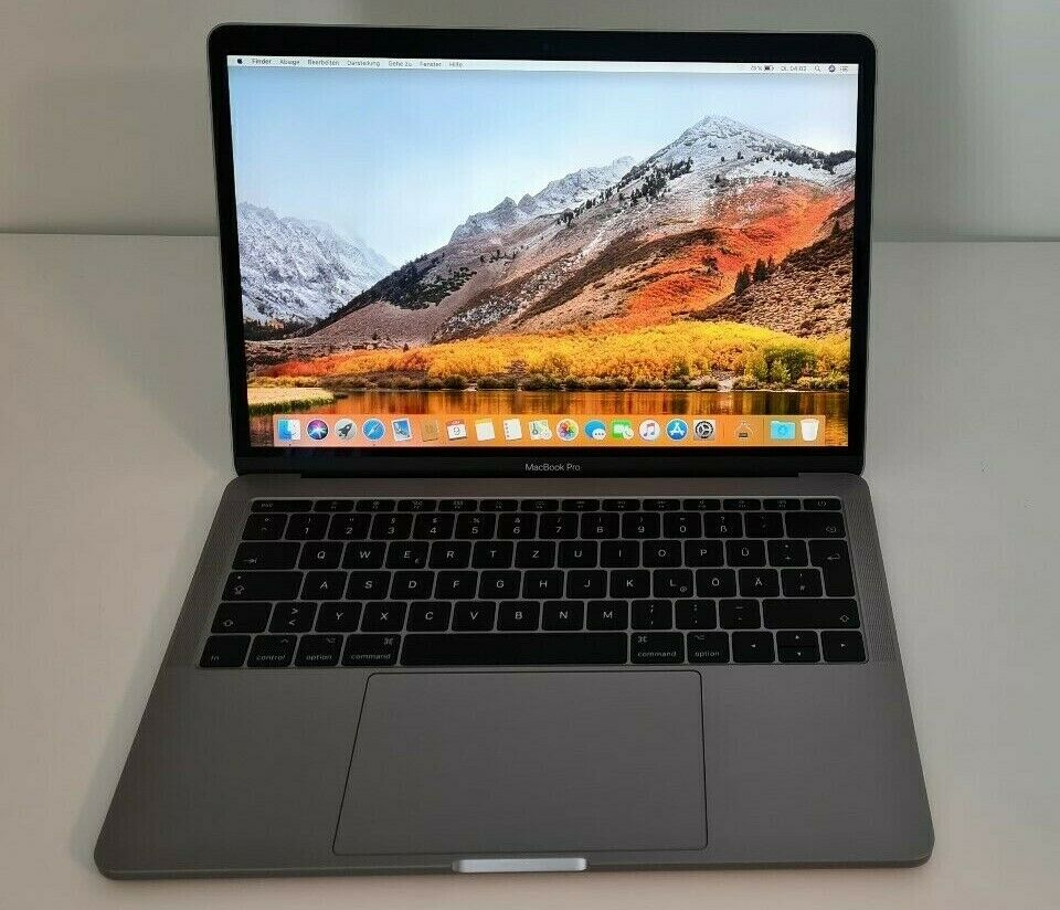 "Apple MacBook Pro MPXQ2D/A aus 2018 - 13,3"" Core i5 2,30GHz, 128GB SSD, 8GB Ram"