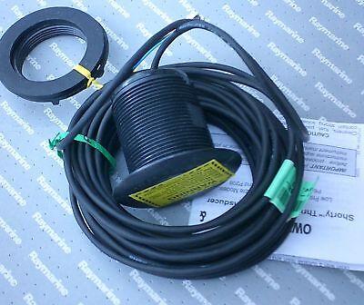 Raymarine ST40 ST60 Thru Hull Depth Transducer AIRMAR P7 E26009 SHORTY