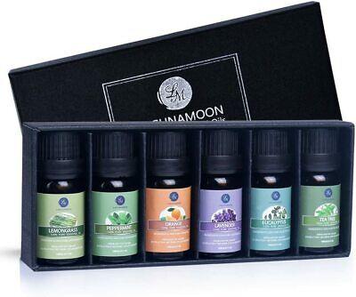 Lagunamoon Olio Essenziale, Top 6 Set di Olio Essenziale Aromaterapia di