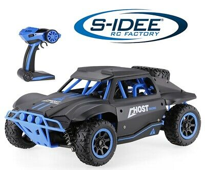 s-idee® RC ferngesteuertes Rally Auto 18155 High Speed Short Truck 4WD Offroad ()