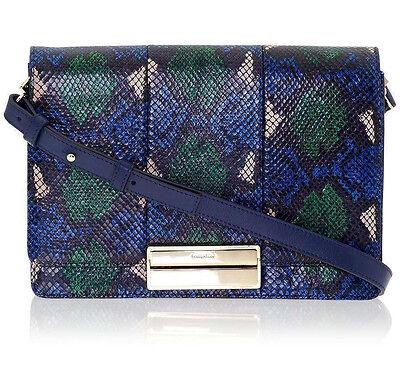 See By Chloe Garden Green Kristen Crossbody Leather Handbag