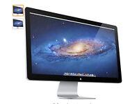 Apple Monitor 27inch Cinema Display