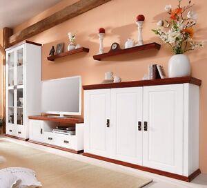 wohnzimmerschrank massivholz m bel ebay. Black Bedroom Furniture Sets. Home Design Ideas