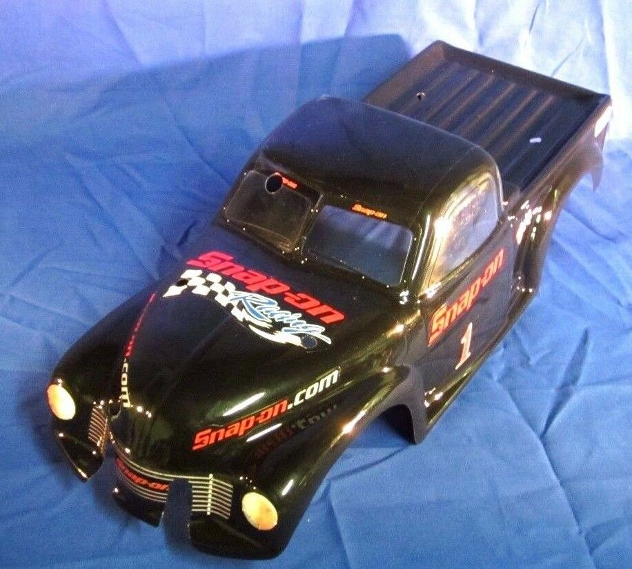 1950 S 1 10th Scale Rc Truck Body Traxxas T Maxx E Maxx Stampede Axial Snap On