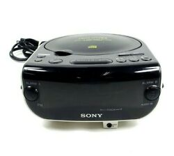 Sony Dream Machine FM/AM CD Player Alarm Clock Radio ICF-CD815