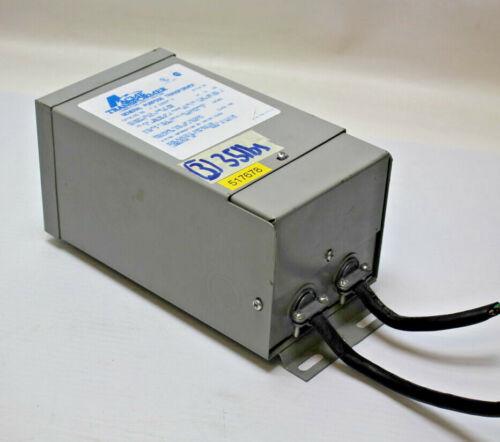 Acme  T2-53009-S Style SR .75 KVA 1ph Primary 240 x 480V Secondary 120/240  Used