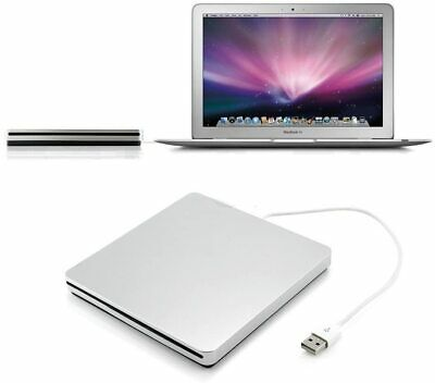 USB External DVD CD RW Drive Burner Superdrive for Apple Macbook Pro Air iMAC