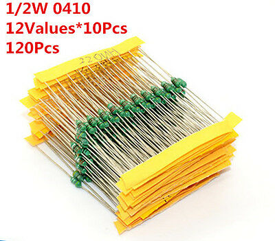 0410 1uh - 1mh 12 Value 120pcs Dip Color Wheel Inductor Assorted Kit