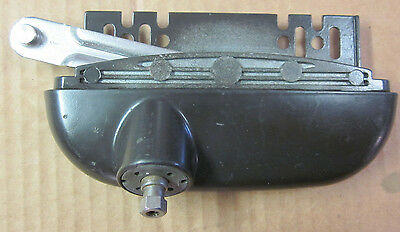 1 Roto Dyad Interlock Casement Window Operator Dark Bronze LH Left Hand Vintage Bronze Dyad Casement Window