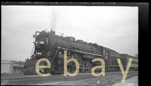 Chicago, Milwaukee, St. Paul & Pacific passenger train, 1950