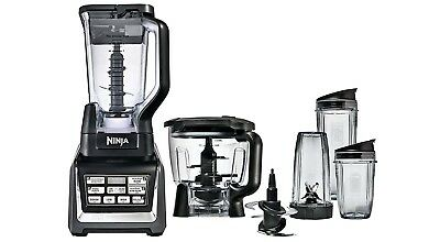 Nutri Ninja Duo w/ Auto-iQ Blender + Processor Basin (Certified Refurbished)