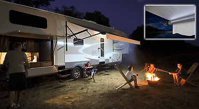 LED Motorhome RV Awning Lights - #1 BEST Christmas GIFT 4 someone who TRAVELS
