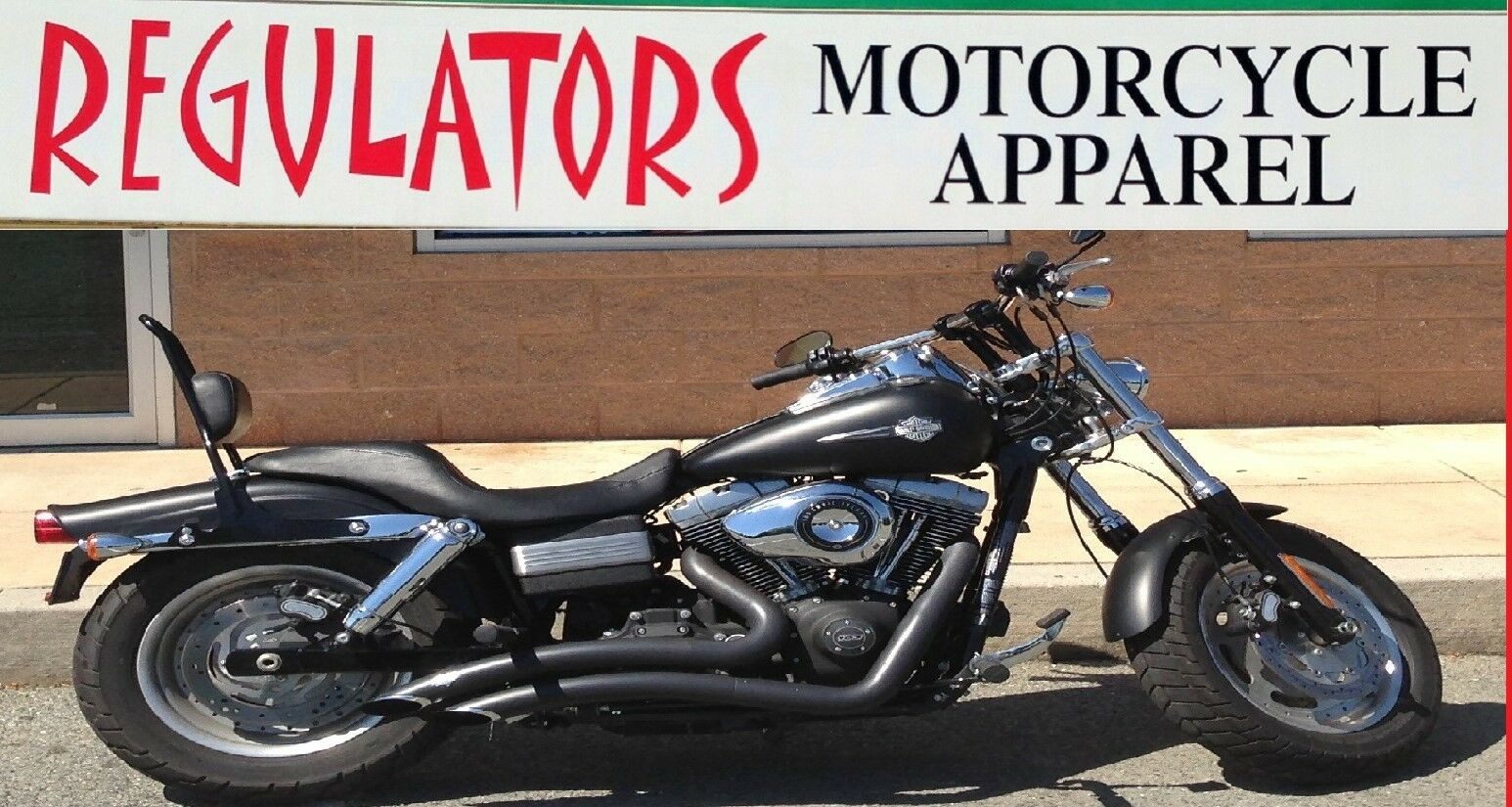 Regulators Motorcycle Apparel