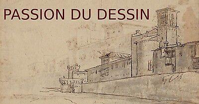 Passion du Dessin