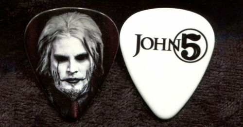 ROB ZOMBIE 2017 Tour Guitar Pick!! JOHN 5 custom concert stage MARILYN MANSON #2