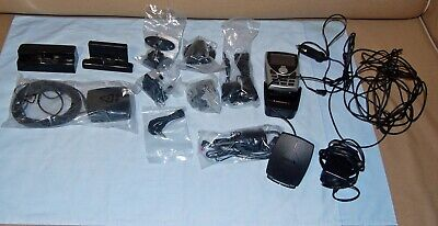 Large Lot of Sirius Radio Parts Cables Power Supplies and More New and Used