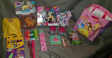 My little pony gift bag