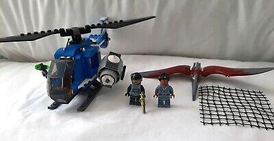 LEGO Jurassic WorldPteranodon Capture  (75916) Set COMPLETE!