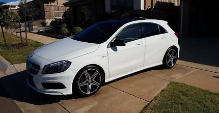 2013 Mercedes Benz A250 Sunbury Hume Area Preview