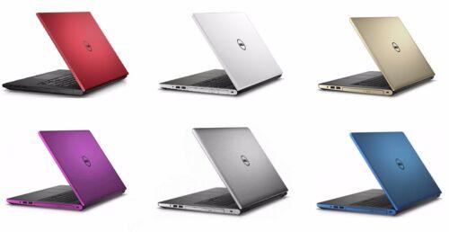 Dell Inspiron 17.3 Laptop Computer 8GB 1TB 2.5GHz Windows 10 DVD WIFI