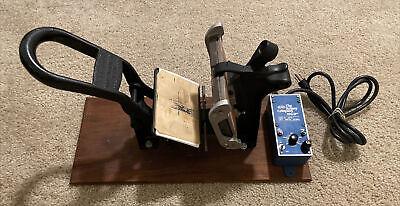 Antique Kelsey Co 3x5 Letterpress Tabletop Printing Press Excelsior Model N Read