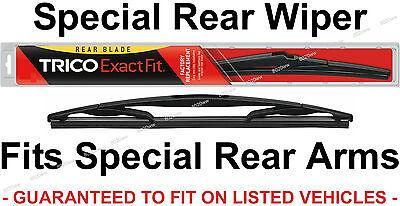 Trico 12 E 12  Rear Wiper Blade For Snap Claw Rear Arm Suv Wagon Crossover 12E