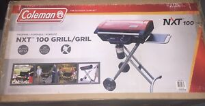 NXT-100 Coleman Red portable BBQ