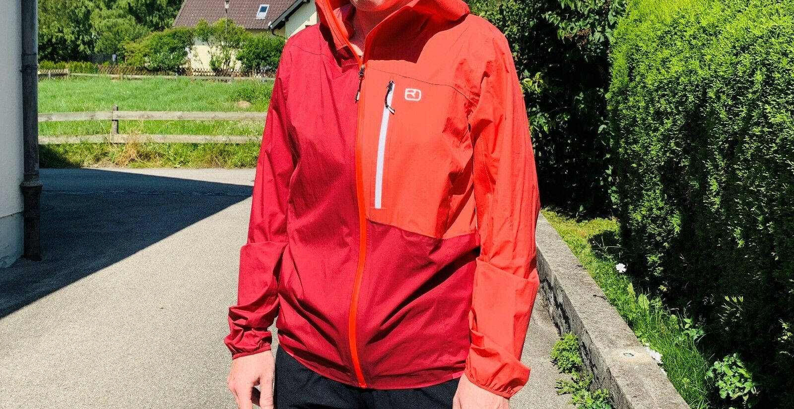 Original ORTOVOX Merino Hardshell Light Damenjacke - Medium - NEU!!!