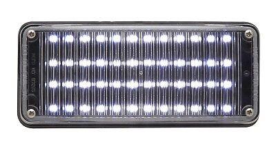 Whelen 700 Series 5mm Led Min Back-up Light - 70c00vcr- New