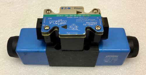 VICKERS DG4V-3S-2N-M-FW-B5-60 DIRECTIONAL CONTROL VALVE 02-109577 NEW NO BOX