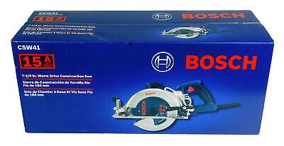 Bosch CSW41 Worm Drive Circular Saw 120 V 15 Amp 7-1/4