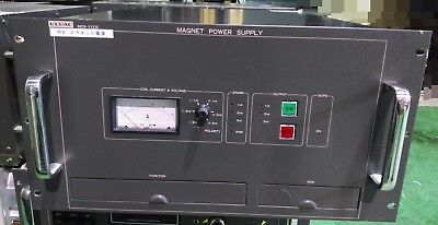 Ulvac Used Mcp-1123f Magnet Power Supply