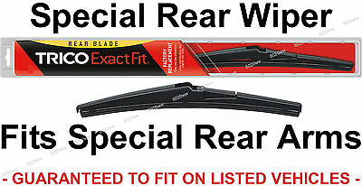 Trico 10 A 10  Rear Wiper Blade Fits Roc Lock 2 Rear Arm Suv Wagon Crossover 10A