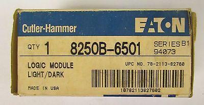 Eaton Cutler Hammer Opcon 8250b 6501 Light Dark Logic Module Series B1