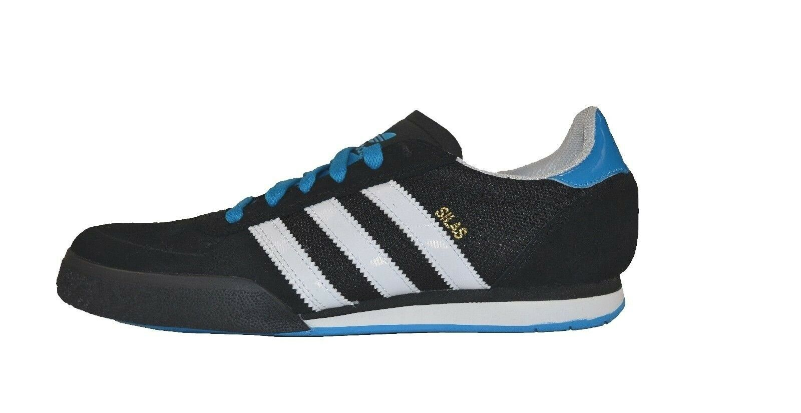 2aded12193 купить Adidas Skateboarding Campus Vulc, с доставкой Adidas SILAS SLR Black  White Blue Skateboarding Discounted
