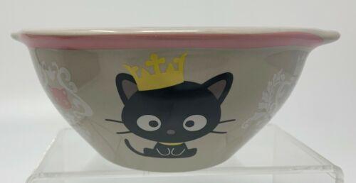 Sanrio Chococat Crown Cereal Bowl ~ 2007