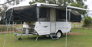 Jayco SWAN Excellent Condition with 2 y.o. Dometic Aircon Beerwah Caloundra Area Preview