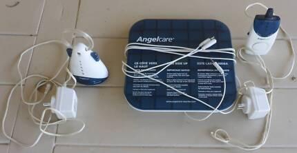 Baby Monitor - Anglecare Movement and Sound Monitor