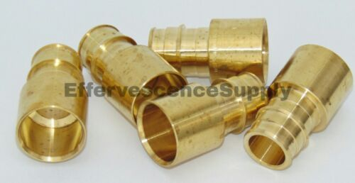 """3/4"""" ProPEX x 3/4"""" Copper Pipe Adapter - PEX Expansion - F1"""