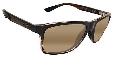 Maui Jim H798-01 Onshore Chocolate HCL Bronze Polarized Lens NEW (Chocolate Sunglasses)