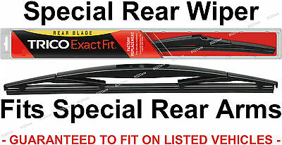 Trico 14 B Rear Wiper Blade For Roclock 3 Rear Wiper Arm Suv Wagon Crossover 14B